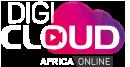 Digicloud Africa Online Logo